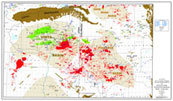 Uinta-Piceance Basins Oil and Gas Production Map-13